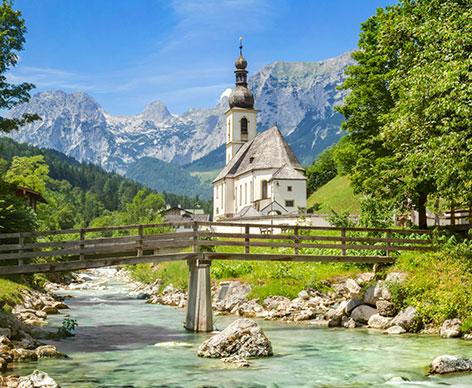 Gunstige Hotels Berchtesgadener Land