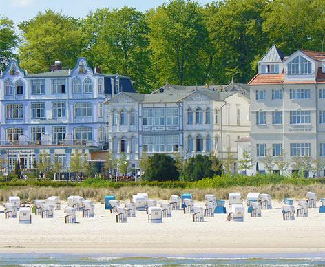 Sterne Hotels In Bansin