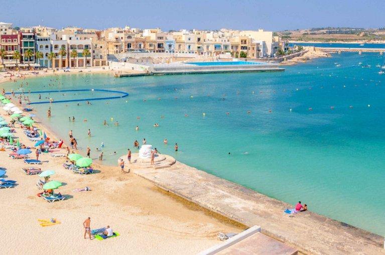 Sandstrände Malta
