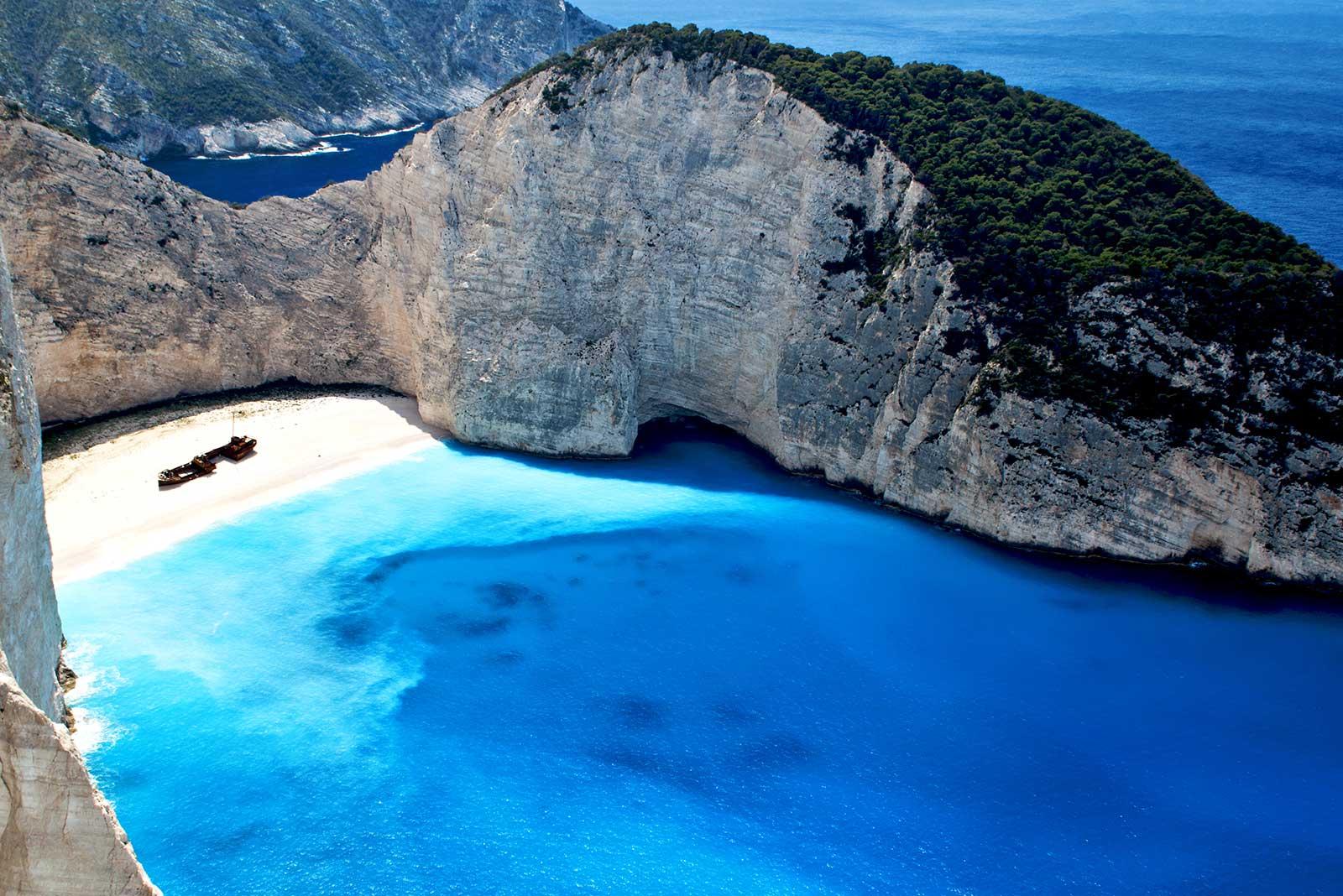 Urlaub An Den Schönsten Stränden Am Mittelmeer Wegde