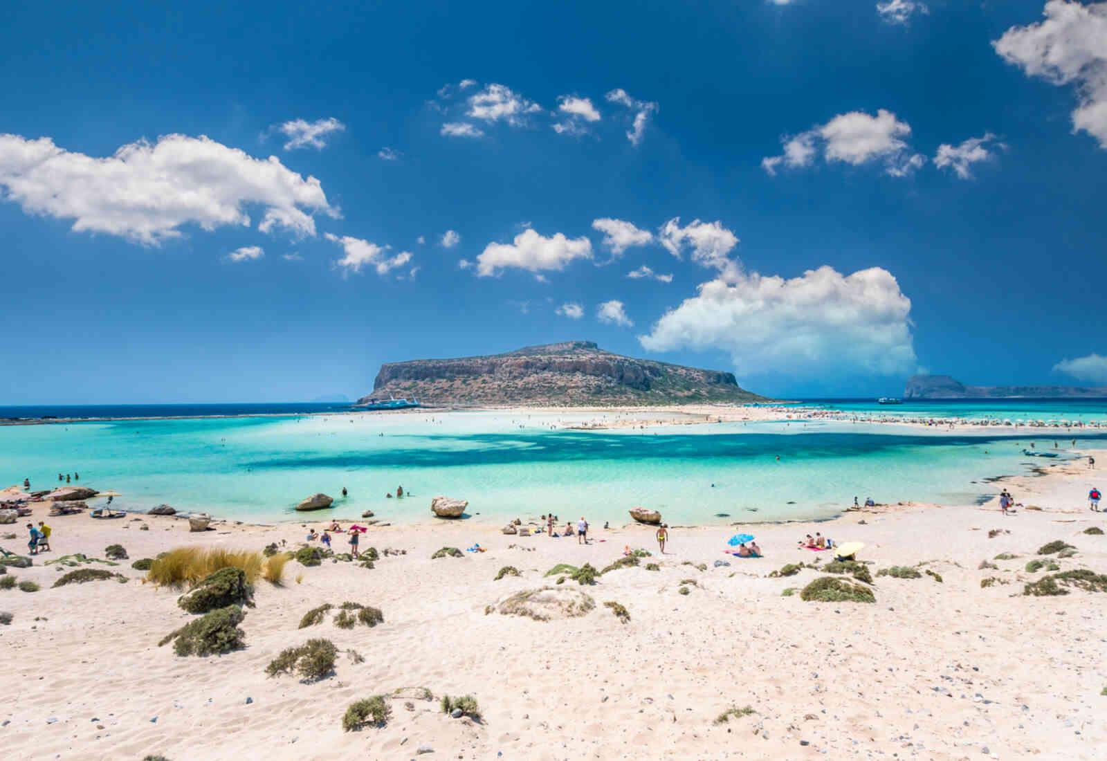 Strandurlaub Kreta Die Schönsten Strände Auf Kreta Wegde