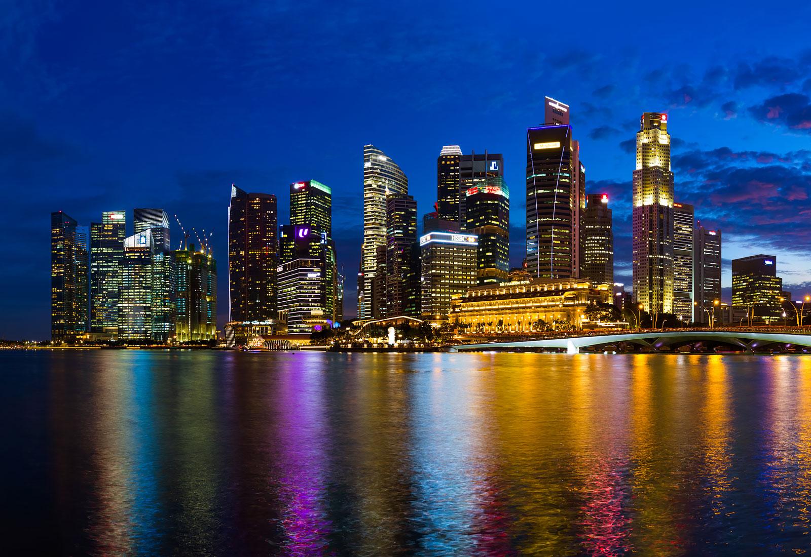Flug Und Hotel Singapur